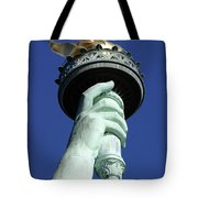 Liberty Torch Tote Bag