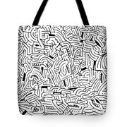 Libidinous Tote Bag