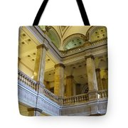 Library 7 Tote Bag
