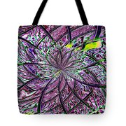 Library Abstract 2 Tote Bag