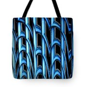 Library Abstract Tote Bag