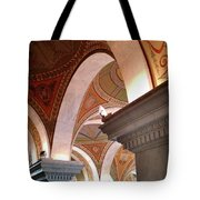 Library Of Congress 3 Tote Bag