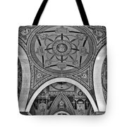Library Of Congress Arches And Murals Tote Bag