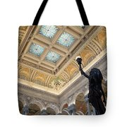 Library Of Congress Great Hall IIi Tote Bag