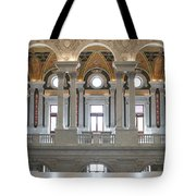 Library Of Congress IIi Tote Bag