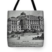 Library Of Congress Proposal 2 Tote Bag