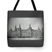 Library Of Congress Proposal 4 Tote Bag