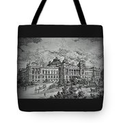 Library Of Congress Proposal 5 Tote Bag