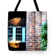 Library Window Tote Bag