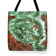 Lichen On Granite Tote Bag