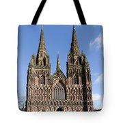Lichfield Cathedral Tote Bag