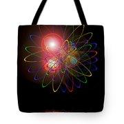 Light And Energy Tote Bag