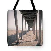 Lido Beach In Spring Tote Bag