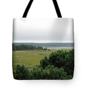Lieutenant Island Marsh Tote Bag