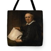 Lieven Willemsz Van Coppenol Born About 1599 Died 1671 Or Later Tote Bag