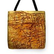 Life - Tile Tote Bag