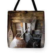 Life Aboard The Mayflower 2 Tote Bag