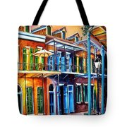 Life After Dark Tote Bag