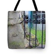 Life Against Death Tote Bag