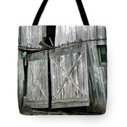 Life Among The Ruins Tote Bag