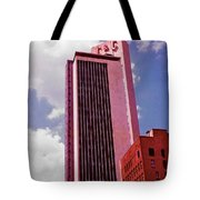 Life And Casulty Tower - Nashville, Tennessee Tote Bag