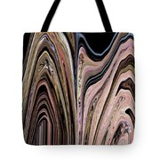 Life As Roller Coaster Tote Bag