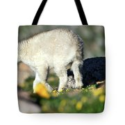Life Begins In The Spring Tote Bag
