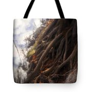 Life By The River Tote Bag by David Lee Thompson