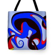 Life Circuits Tote Bag