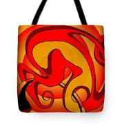 Life Circuits- The Symbiosis Tote Bag