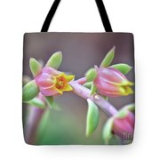 Life Delights In Life Tote Bag
