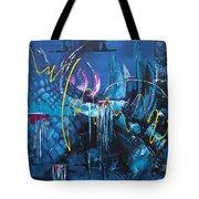 Life Energy Tote Bag