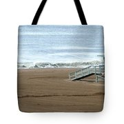 Life Guard Stand - Color Tote Bag