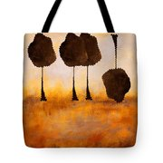 Life Has It's Ups And Downs Tote Bag