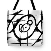 Life II Tote Bag
