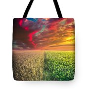 Life In Abundance  Tote Bag