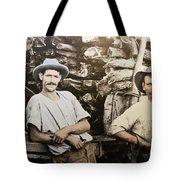 Life In Australia 1901 To 1914 Tote Bag