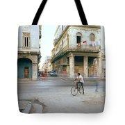 Life In Cuba Tote Bag