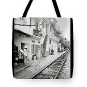 Life In Hanoi Tote Bag