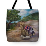 Life In Israel Tote Bag