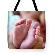 Life In My Hand Tote Bag