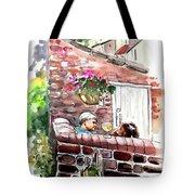 Life In Robin Hoods Bay Tote Bag