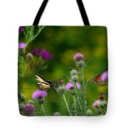 Life In The Meadow Tote Bag