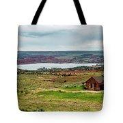 Life In Wyoming Tote Bag