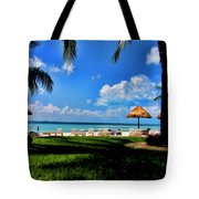 Life Is A Beach Tote Bag