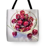 Life Is A Bowl Of Tote Bag