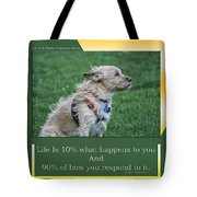 Life Is A Warm Summers Breeze Tote Bag