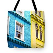 Life Is Colourful Tote Bag