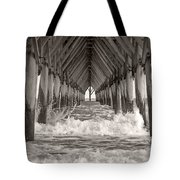 Life Is Good On Topsail Scp Tote Bag