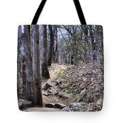 Life Is Not A Rocky Road... This Is... Tote Bag